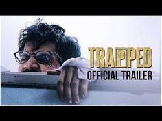 TRAPPED   Official Trailer   Rajkummar Rao   Dir : Vikramaditya Motwane   Kerala Lives