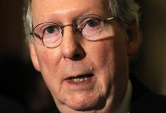 """Following Obama's press conference last week, Senator Mitch McConnell gave a quick lesson on cognitive dissonance. Even though he admitted Bush-era tax cuts were not reinvested in the US economy and did not create jobs, he still called for MORE tax cuts!    Repeat after me, """"Ideology is the science of idiots."""""""