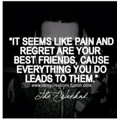 The Weeknd. Seeing him in November and I cannot wait! This line has to be one of…