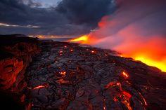 Lava Delta by Tom Kualii, via 500px