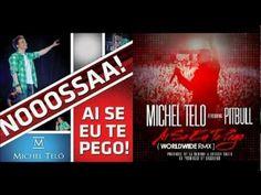 Michel Telo feat. Pitbull - Ai Se Eu Te Pego (Worldwide Remix 2012 HQ)