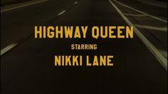 """Nikki Lane - """"Highway Queen"""" [Official Video]"""