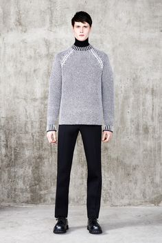 Pringle of Scotland | Fall 2014 Menswear Collection | Style.com