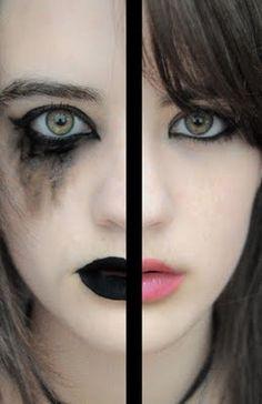 A journey through Jennifer's mind in images: bipolar