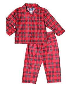 Traditional plaid has a new look with these frilly Christmas plaid ...
