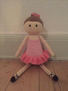 """Ballerina, opskrift fra """"Little happy circus"""""""