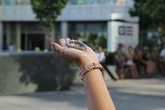 Storm bracelet with grey agate stones Agate Stone, Stone Bracelet, Healing Stones, Natural Stones, Beaded Bracelets, Grey, Jewelry, Gray, Jewlery