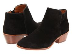Sam Edelman Petty Black Suede - Zappos.com Free Shipping BOTH Ways