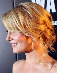 Jennifer Morrison. My celebrity look alike