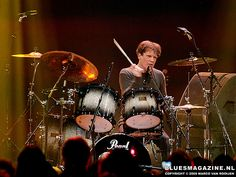 Gary Husband (born: June 14, 1960, Leeds, United Kingdom) is an English jazz and rock drummer, pianist and bandleader. He played with  Level 42, Allan Holdsworth, Jack Bruce, Jack Bruce/Robin Trower/Gary Husband, Billy Cobham, John McLaughlin, Mark King and others. Gary Husband, Allan Holdsworth, Billy Cobham, Robin Trower, Level 42, Jack Bruce, Leeds United, Drummers, United Kingdom