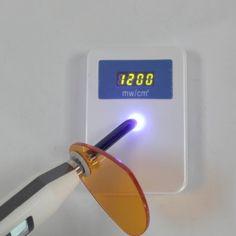 New Dental Curing Light Meter Led Digital Display Light Meter Tester White Color Shadental http://www.amazon.com/dp/B01C36E928/ref=cm_sw_r_pi_dp_WLh0wb0SWQZK7