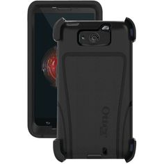 OtterBox Defender Series Case for Motorola DROID MAXX - Retail Packaging - Black #OtterBox