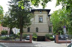 TOUCH dieses Bild: Palazzo im Westend. Einzigartig und unwiederbringlich. La... by Hans-Georg Heffe-Sander