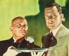 "- Erich Von Stroheim y William Holden en ""El. Erich Von Stroheim, Billy Wilder, Sunset, Lost, Vintage, Big, Sunsets, Vintage Comics, The Sunset"