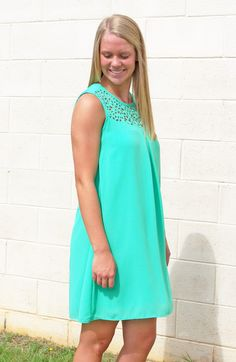 Walk This Way Dress - Southern Flair Boutique
