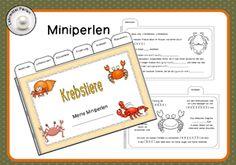 Minioperlen: Krebse