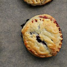 Cherry Nutella Hand Pies
