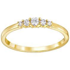 anillo swarovski frisson 5257541-58