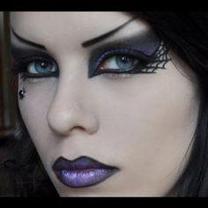 Jak zrobić halloweenowy makijaż czarownicy?