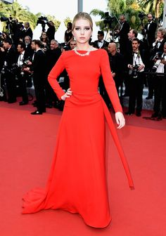 Kate Moss Makes a Major Return to the Cannes Film Festival