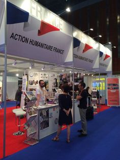 Dubai International Humanitarian Aid & Development Conference & Exhibition – DIHAD Day 1