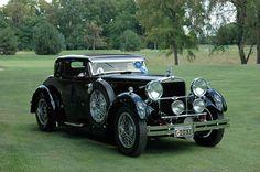 1929 Stutz Model M Supercharged