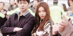 Sensory Couple- omg this girl is so cute! I'm definitely okay with her being with Yoochun xD