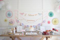 Ariella turns 7 – Unicorn Party meri meri