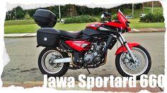 Jawa Sportard 660 - Montevideo, Uruguay