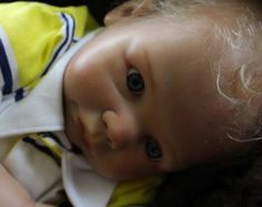 Reborn Baby Easton Sculpt by Michelle by HumbleHeartsNursery