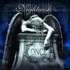 Nightwish thanks for making the album cover a weeping angel