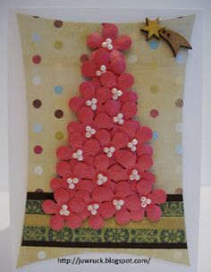 É Natal...tempo de cartões de scrap!!!!!! ~ Love to Keep