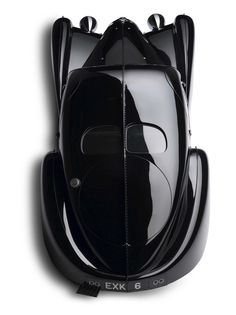 Bugatti 57 S(C) Atlantic, 1938 Collection Ralph Lauren © Photo Michael Furman http://archdezart.com/2012/02/04/bugatti-type-57s-atlantic/