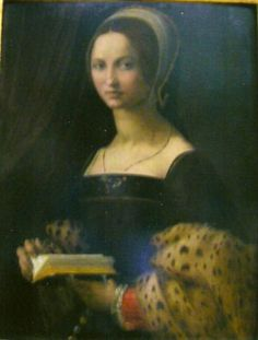 c.1520 The Somerley Portrait  Formerly attributed to Luca Penni Collection of the Earl of Normanton  Somerley, Hampshire  formerly identified as Lady Jane Grey but too early or possibly Catherine Parr but could it be Anne Boleyn?