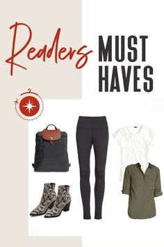 TFG readers are obsessed with cozy and comfortable items lately, and we relate! Find out what the readers loved this month and tell us what would you like most? We'll be happy to read you! #TravelFashionGirl #TravelFashion #TravelClothing #wardrobeideas #legginoutfits #bootsoutfits Tight Leggings, Travel Outfits, Travel Wardrobe, Waterproof Boots, Wardrobe Ideas, Slip On Sneakers, Workout Tops, Travel Style