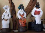 Donne Sarde, ceramic, sardinia, sardegna