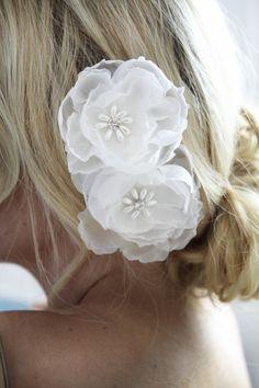 English Rose small comb