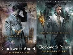 prequel to the mortal instruments series and just as good