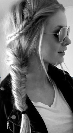 This hairstyle is awesome u are very talented in braids,fishtails,ans everythinh