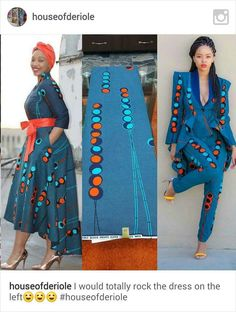 Here's Stylish Africa fashion African Dresses For Women, African Print Dresses, African Attire, African Wear, African Fashion Dresses, African Women, African Prints, Ghanaian Fashion, Ankara Fashion