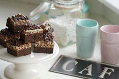 Passion 4 baking » Chocolate Chip Cookie Dough Brownies