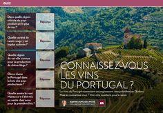 Connaissez-vous les vins du Portugal ? - La Presse+