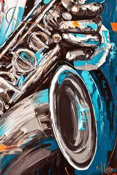 Micko-Vic ~ Palette Knife Cubist painter | Tutt'Art@