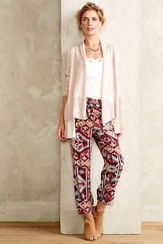 Chasia Crops #anthropologie #anthrofave