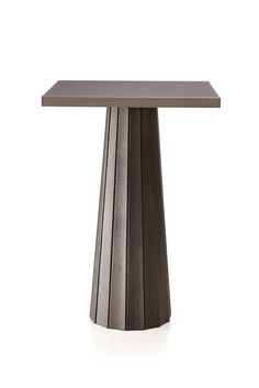 Container Table Bodhi with Linoak Top by Marcel Wanders