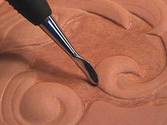 Leather Repoussé Technique (creating a 3-D raised design, working both sides of the leather)