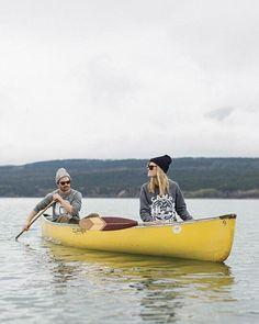 gorgeous canoe ride! shop www.ivoryanddeene.com.au xx