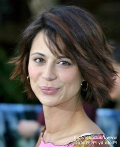 catherine bell haircut - Google Search