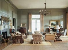 Main-Room. Old Collier Golf Club.  Design by Amelia Handegan