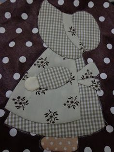 step by step applique